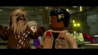 LEGO Star Wars Han & Chewie Trailer