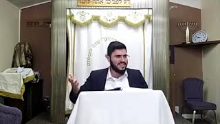 Rabbi Aviram Biton - Vayera - A heartfelt prayer