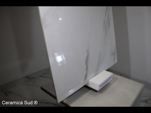 Pavimento da interno effetto marmo di carrara 80 x 80 cm. - Prima Scelta Certificata ©