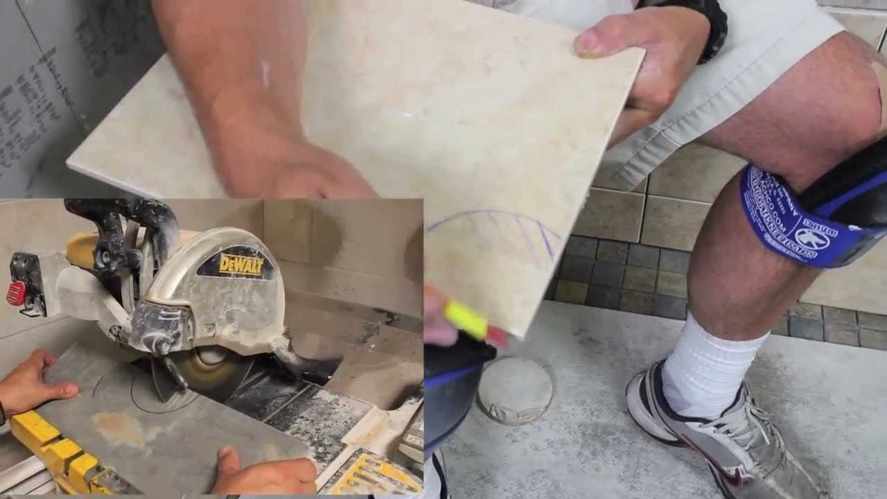 How to cut tile with a wet saw ceramic porcelain stone glass how to cut tile with a wet saw ceramic porcelain stone glass more youtube dailygadgetfo Choice Image