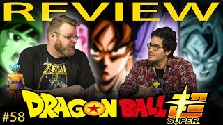 Dragon Ball Super [ENGLISH DUB] Review!!! Episode 58