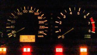 Самодиагностика Mitsubishi Carisma 1.6 MPI AT 1998