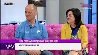 ASPACE y La Caixa inician una campaña de crowdfunding