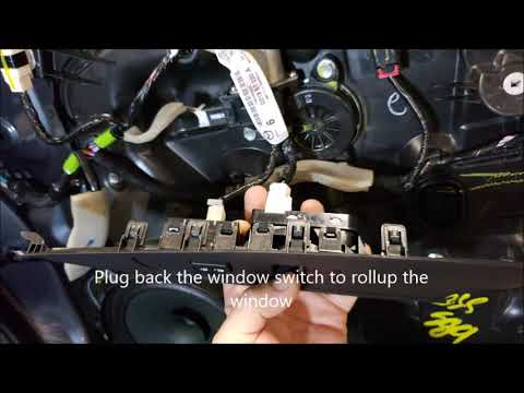 How to replace passenger side mirror on 2017 Toyota Yaris ia
