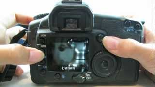 Canon EOS 20D 8.2MP Digital SLR Camera Review/Tutorial(This is the first of many new videos coming to my channel. I have upgraded my camera from a Canon Powershot A470 to a Canon Powershot SX260 IS Which ..., 2012-07-06T20:39:25.000Z)