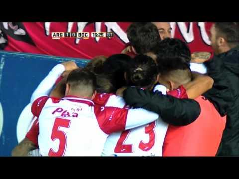 Argentinos derrotó 1 a 0 a Boca y volvió al triunfo luego de seis meses