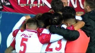 Argentinos logró su primera victoria del torneo ante Boca