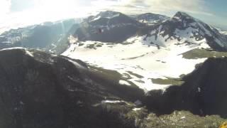 Norwegian Mountain Flying-- Brian Germain's View