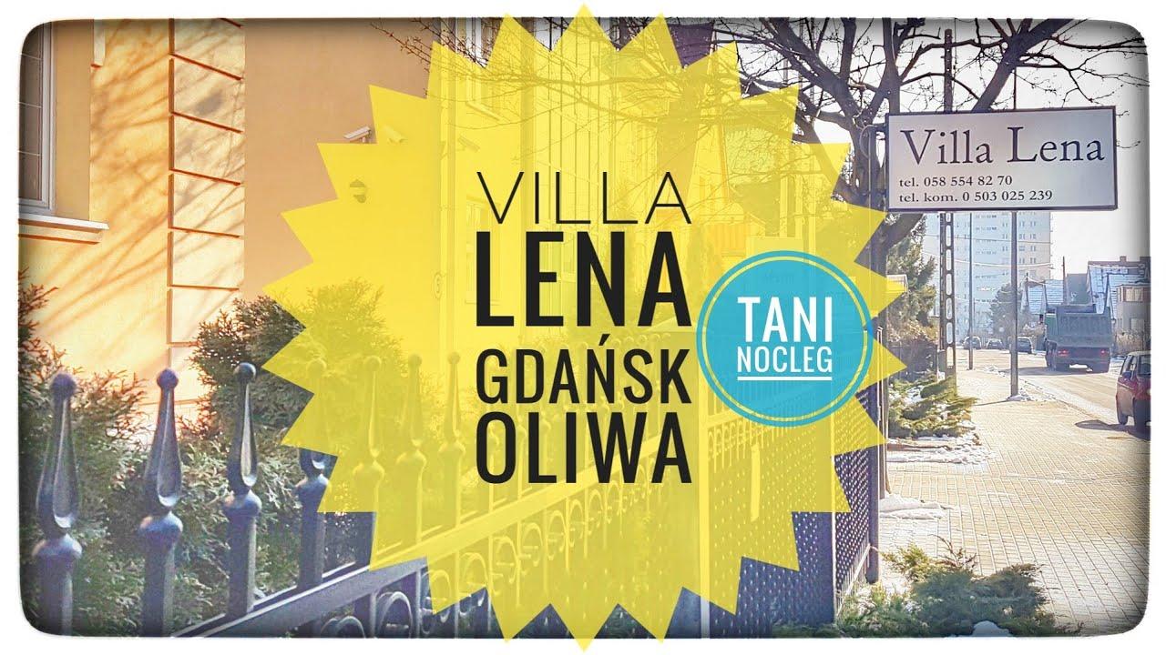 Villa Lena Gdańsk Oliwa Recenzja tani nocleg