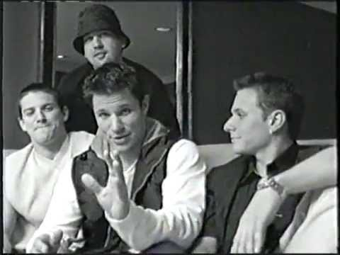 98 Degrees Mickey Mouse Commercials