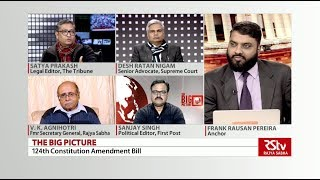 The Big Picture - 124th Constitution Amendment Bill