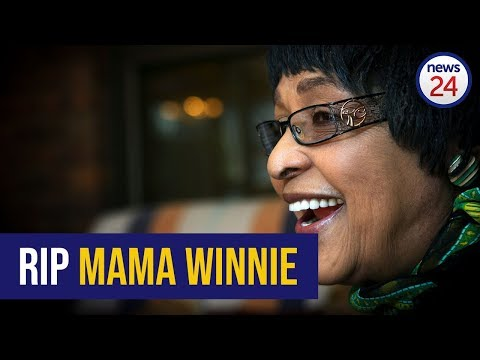 WATCH: Winnie Madikizela-Mandela laid to rest (Part 1)