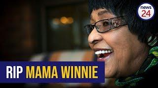 WATCH: Winnie Madikizela-Mandela laid to rest (Part 1)
