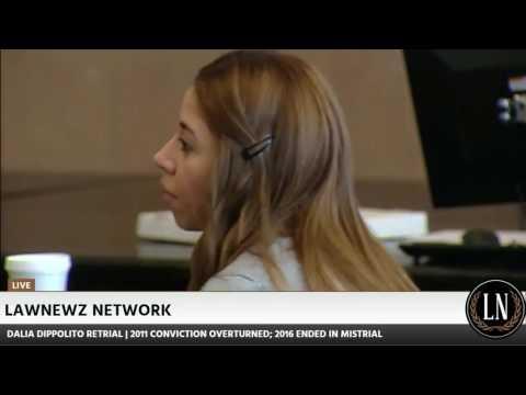 Dalia Dippolito Retrial Day 4 Retired Sgt Frank Ranzie Testifies 06/13/17