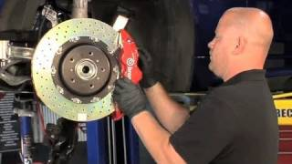 Brembo GT brake install on E9x BMW M3