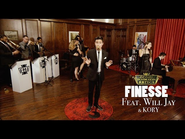 Finesse - Bruno Mars ('40s Swing Cover) ft. Will Jay