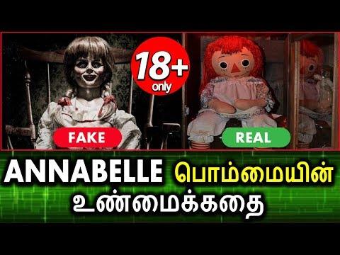ANNABELLE  பொம்மையின்  உண்மைக்கதை   Annabelle Movie Real Story Bigg Boss Tamil Promo