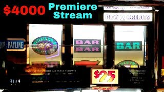 🔴$4000 LIVE PREMIERE in the HIGH LIMIT Room | $10-$50 Bets | Double Diamond  |Quick Hits & MORE !