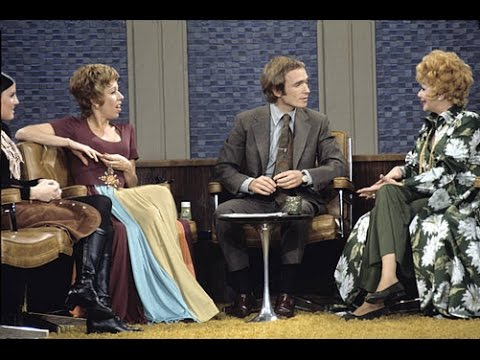 HD Lucille Ball, Carol Burnett & Lucie Arnaz 1971 Interview