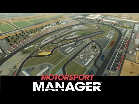 Motorsport Manager Let's Play #36 - Finishing Season on Oval