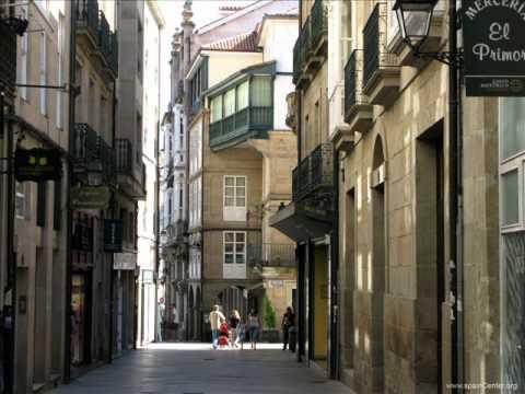 Una vista a España: Orense/Ourense (WhiteSnake - Here I Go Again)