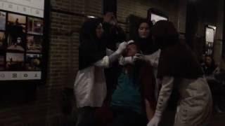 پرفورمنس برای آگاهی بخشی درباره ترنسکشوالها در ایران