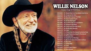 Willie Nelson Greatest Hits - Best Songs Of Willie Nelson - Willie Nelson Country Music Album 2020
