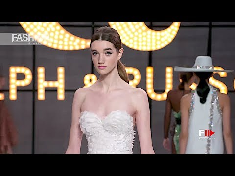[VIDEO] – RALPH & RUSSO Haute Couture Spring 2019 Paris – Fashion Channel