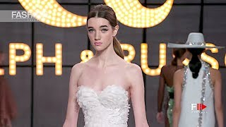 RALPH & RUSSO Haute Couture Spring 2019 Paris - Fashion Channel