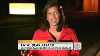 Fatal Bear Attack