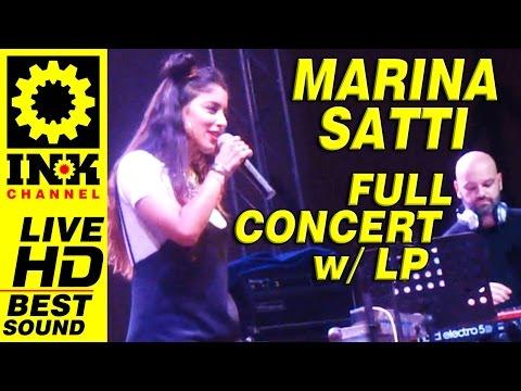 Marina Satti - Full Concert w/ LP (Laura Pergolizzi)