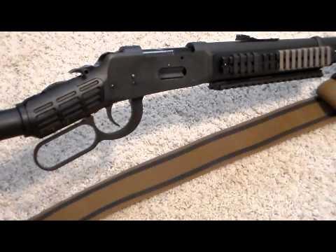Mossberg Tactical Lever Gun - Needs Improvement