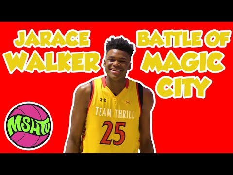 8th Grader Jarace Walker is a MAN CHILD - 2018 Battle of Magic City Showcase