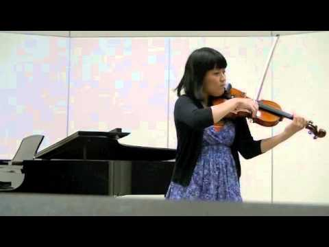 Rei Luu - Bach B minor Sarabande