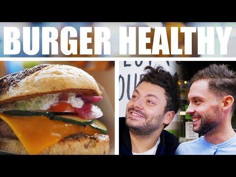 Burger en conserve VS Burger Healthy ! (ft. Morgan VS) thumbnail