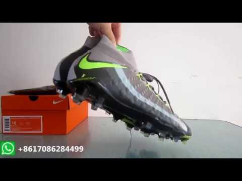 4bda3d59 REVIEW Nike Hypervenom Phantom III DF SE FG 882008 070 - YouTube