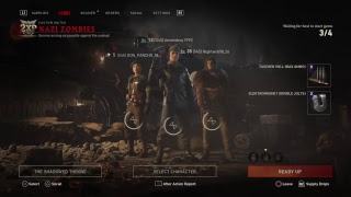 The Darkest Shore - WWII Zombies EE Hunt PS4 [26-4-2018]