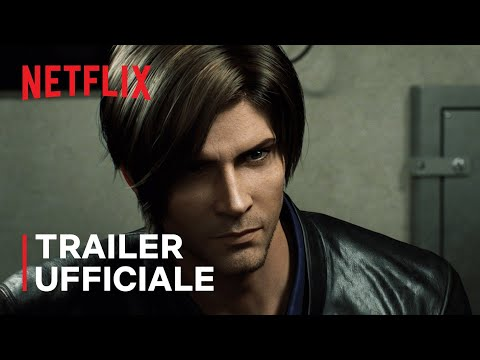 Resident Evil: Infinite Darkness | Trailer ufficiale | Netflix