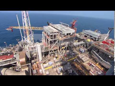 OFFSHORE OIL PLATFORM