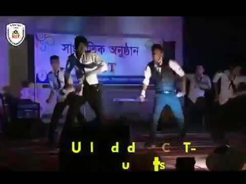 Hiphop Dance - Fresher Reception Biit Bogra Polytechnic
