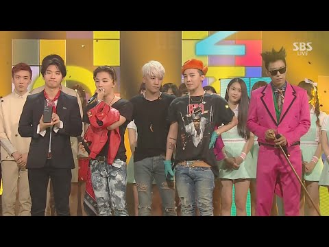 BIGBANG – 'LOSER' 0510 SBS Inkigayo : NO.1 OF THE WEEK