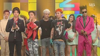 BIGBANG – 'LOSER' 0510 SBS Inkigayo : NO.1 OF THE WEEK thumbnail