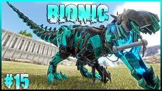 taming bionic rex ark