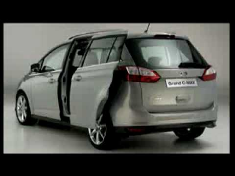 2010 ford grand c max youtube. Black Bedroom Furniture Sets. Home Design Ideas