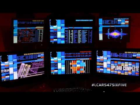 Announcing Multi Monitor Support for LCARS 47 : startrek
