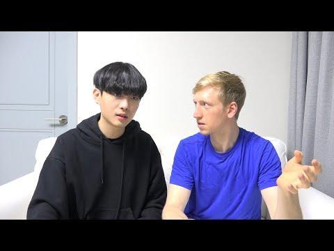 1$ korean vs 1000$ korean