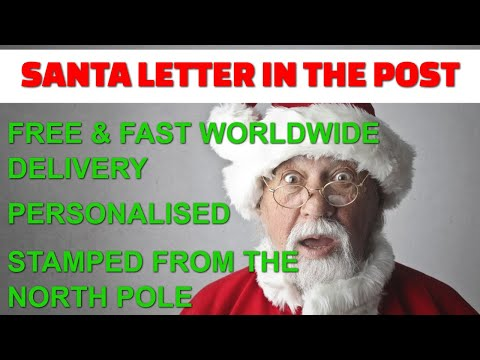 Santa Letter in the Post thumbnail