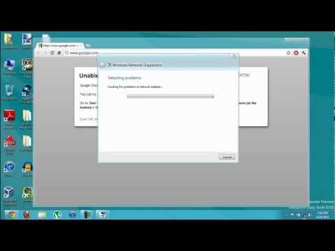 How to fix WiFi Problem on Windows 8