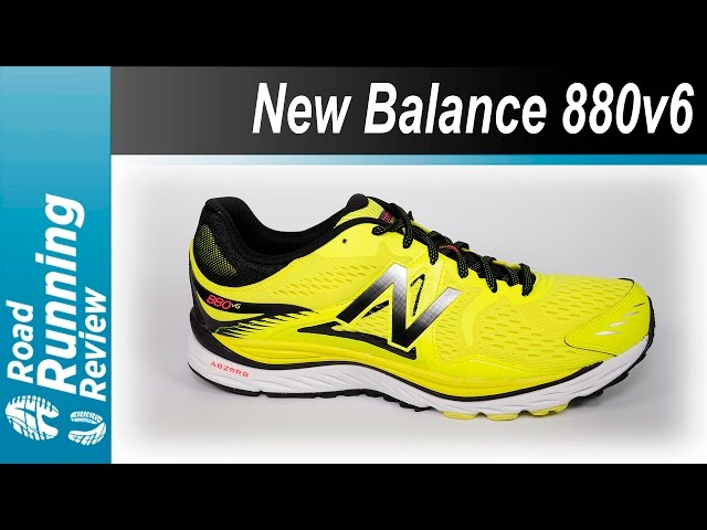 New Balance 880v5 vs 880v6