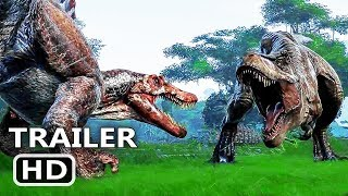 PS4 - Jurassic World Evolution Trailer (E3 2018)